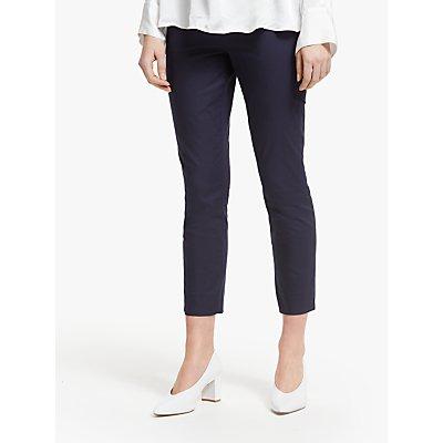 Winser London Cotton Twill Capri Trousers