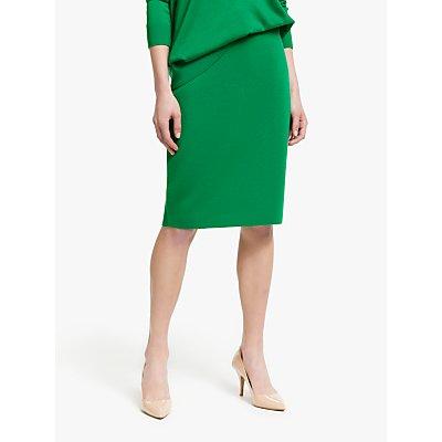 Winser London Milano Wool Pencil Skirt