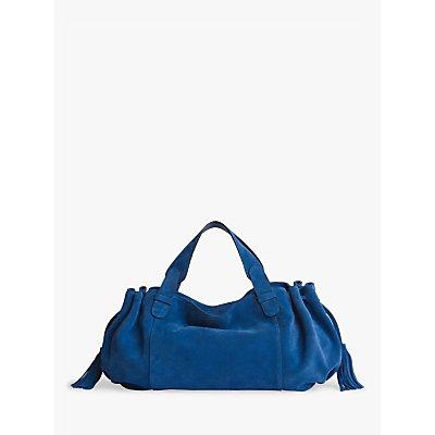Gerard Darel Le 24 Leather Shoulder Bag