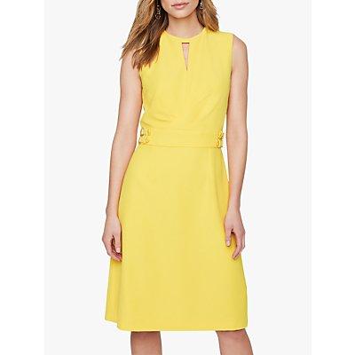 Damsel in a Dress Porta Dress, Yellow