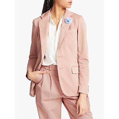 Polo Ralph Lauren Cotton Linen Jacket