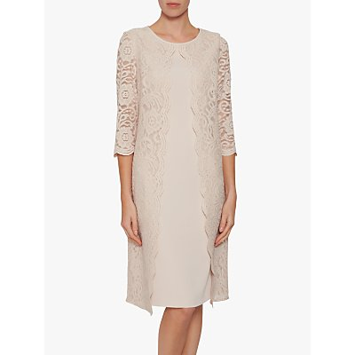 Gina Bacconi Clarabelle Lace Dress