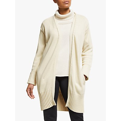 Winser London Cotton Ribbed Cardigan