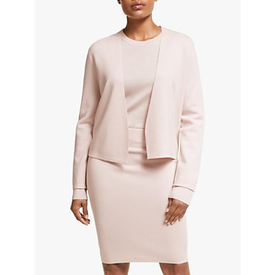 Winser London Milano Wool Jacket, Nude
