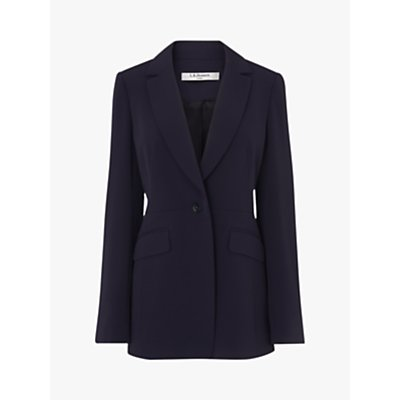 L.K.Bennett London Jacket, Navy