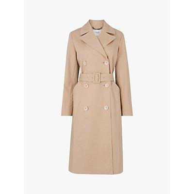 L.K.Bennett Kaylee Trench Coat, Beige