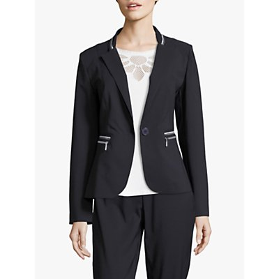 Betty Barclay Sporty Blazer, Dark Blue