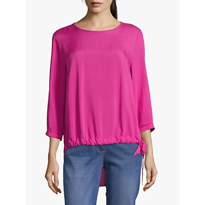 Betty Barclay Tie Trim Blouse
