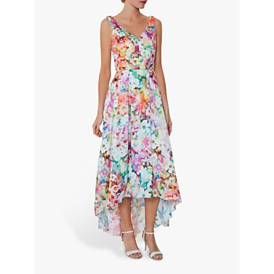 Gina Bacconi Reegan Floral Dress, Multi