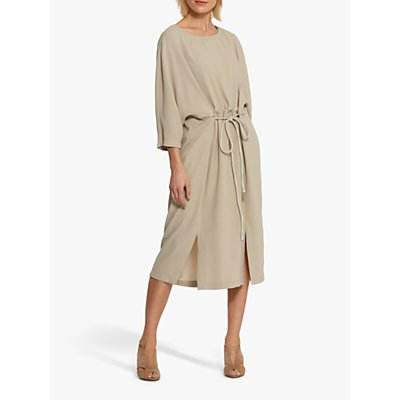 Helen McAlinden Sue Tie Waist Midi Dress