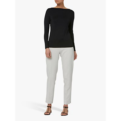 Helen McAlinden Grace Boat Neck Top