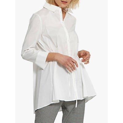 Helen McAlinden Beatrice Tunic Shirt, White