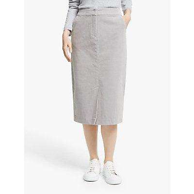 John Lewis & Partners Cord Pencil Skirt