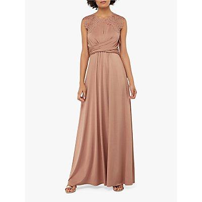Monsoon Yasmeen Lace Maxi Dress