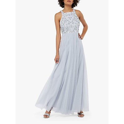 Monsoon Constance Sequin Embellished Maxi Dress