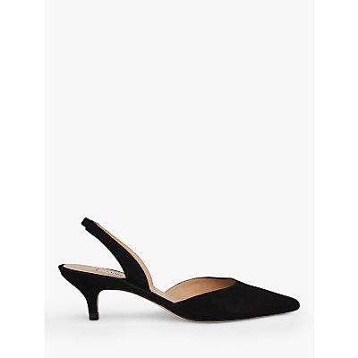 L.K.Bennett Larissa Slingback Court Shoes