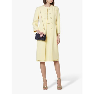 L.K.Bennett Georgia Event Coat, Sherbet