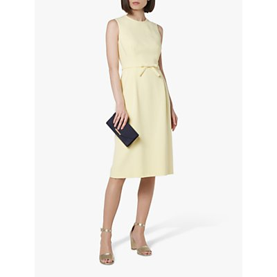 L.K.Bennett Georgia Pencil Dress, Sherbet