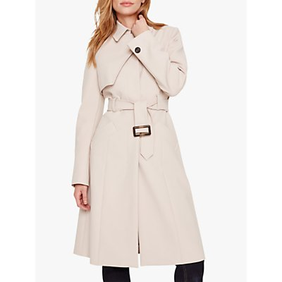 Damsel in a Dress Iona Belted Coat, Stone