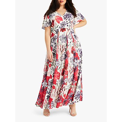 Studio 8 Patricia Floral Maxi Dress, Multi