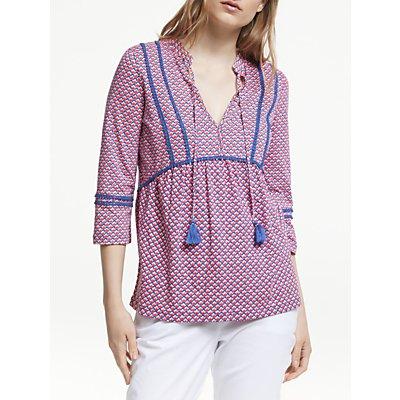 Boden Gemma Jersey Cotton Top