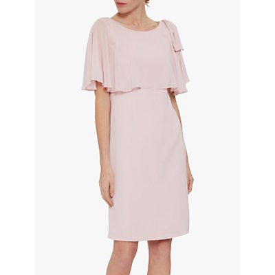 Gina Bacconi Krissy Cape Dress