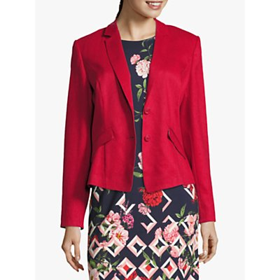 Betty & Co. Tailored Blazer