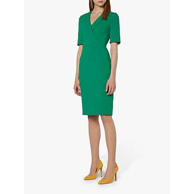 L.K.Bennett Effia Shift Dress, Fern Green