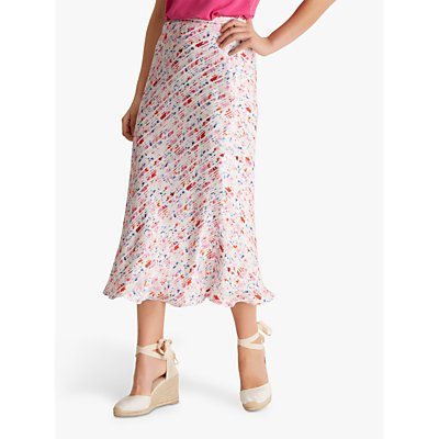 Fenn Wright Manson Summer Skirt, Pink