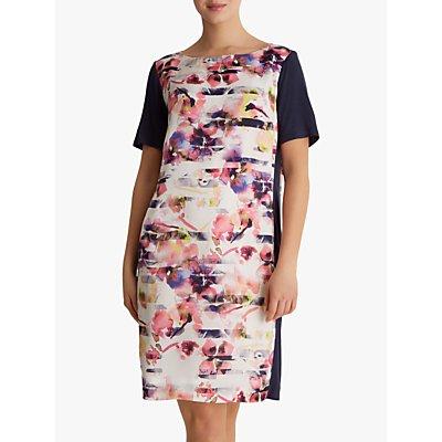 Fenn Wright Manson Bouquet Petite Dress, Ivory/Multi
