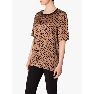 PS Paul Smith Cheetah Print Top, Multi