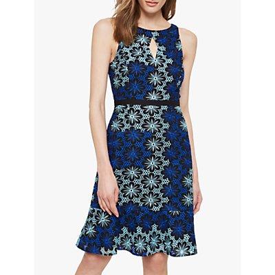 Damsel in a Dress Susanna Floral Dress, Blue