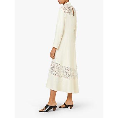 Finery Beladonia Lace Midi Dress