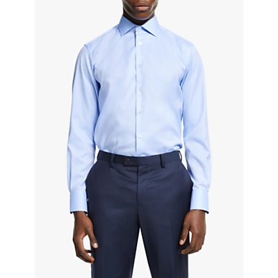 Smyth & Gibson Cotton Twill Contemporary Fit Shirt