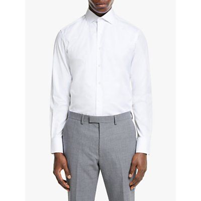 Smyth & Gibson Oxford Pin Dot Contemporary Fit Shirt