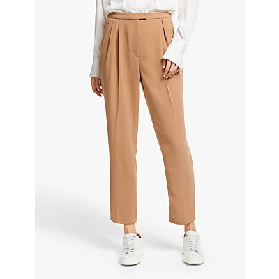 Modern Rarity Tailored Peg Trousers, Natural