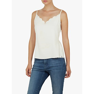 Ted Baker Siina Scallop Detail Camisole