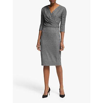 Weekend MaxMara Pergola Jersey Dress, Black/Multi