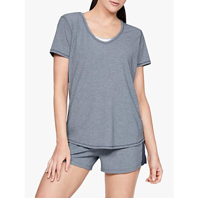 Under Armour Athlete Recovery Sleepwear T Shirt - 192810655591