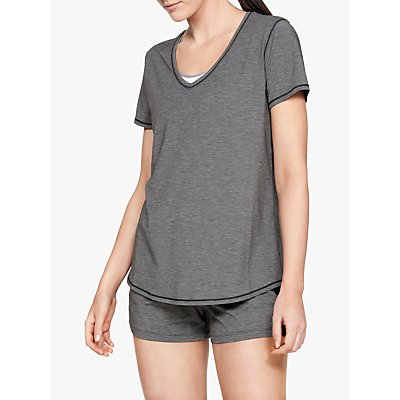 Under Armour Athlete Recovery Sleepwear T Shirt - 192810655768