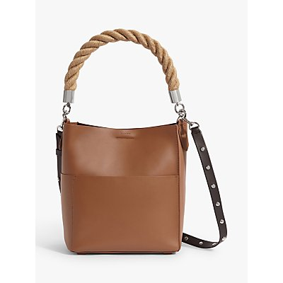 AllSaints Harri Mini Tote Bag