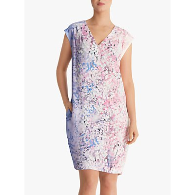 Fenn Wright Manson Petite Rio Dress, Blue/Multi
