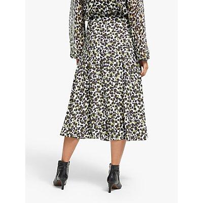 AND/OR Animal Print Skirt, Multi