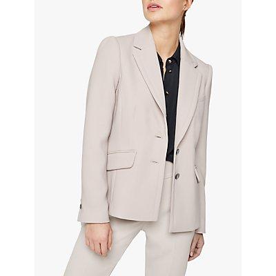 Damsel in a Dress Ebony Tailored Jacket, Neutral