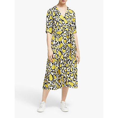 Gestuz Irina Midi Dress, Yellow