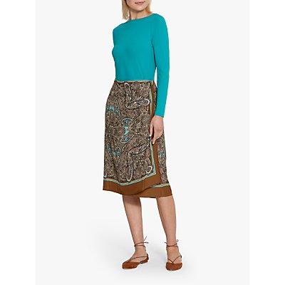 Helen McAlinden Emily Paisley Skirt, Multi
