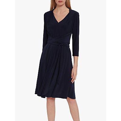 Gina Bacconi Sable Jersey Dress