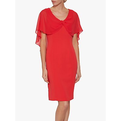 Gina Bacconi Arwena Crepe Dress