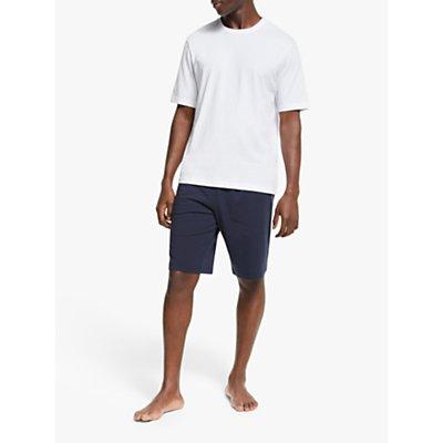 John Lewis & Partners Organic Cotton Lounge T-Shirt