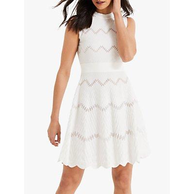 Damsel in a Dress Filicia Dress, Ivory